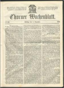 Thorner Wochenblatt 1866, No. 192