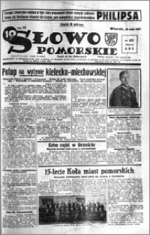 Słowo Pomorskie 1937.05.25 R.17 nr 117