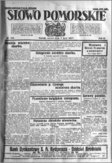 Słowo Pomorskie 1923.07.03 R.3 nr 148