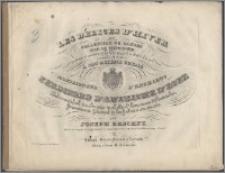 Les délices d'hiver ou Collection de danses : pour le piano forte : composées et dedié á... l'Archiduc Ferdinand d'Autriche d'Este...