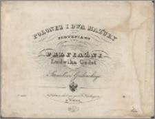 Polonez i dwa mazury na fortepian : skomponowany i poświęcony przyjaźni Ludwika Godet
