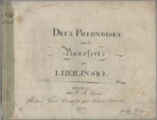 Deux polonoises : pour le pianoforte