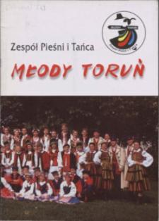 """Zespół Piesni i Tańca """"Młody Toruń"""""""