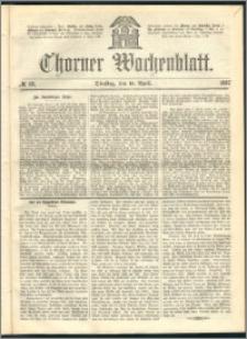 Thorner Wochenblatt 1867, No. 60