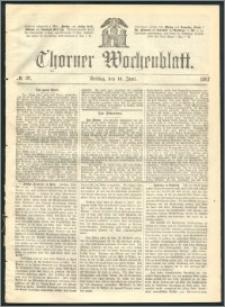 Thorner Wochenblatt 1867, No. 92