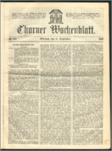 Thorner Wochenblatt 1867, No. 143
