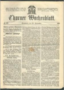 Thorner Wochenblatt 1867, No. 153