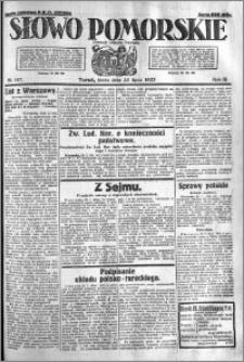 Słowo Pomorskie 1923.07.25 R.3 nr 167