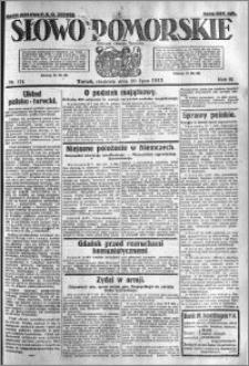 Słowo Pomorskie 1923.07.29 R.3 nr 171