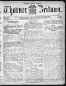 Thorner Zeitung 1868, No. 6