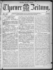 Thorner Zeitung 1868, No. 11