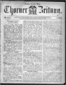 Thorner Zeitung 1868, No. 68