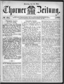 Thorner Zeitung 1868, No. 120