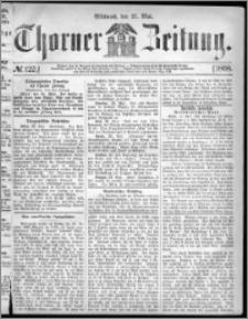 Thorner Zeitung 1868, No. 122 + Beilagenwerbung