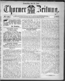 Thorner Zeitung 1868, No. 146