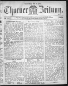 Thorner Zeitung 1868, No. 158