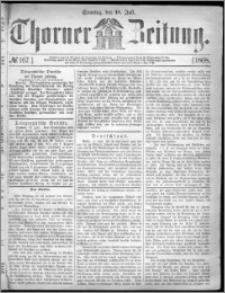 Thorner Zeitung 1868, No. 167