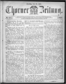 Thorner Zeitung 1868, No. 168
