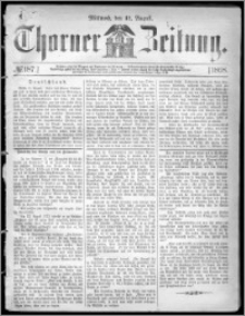 Thorner Zeitung 1868, No. 187