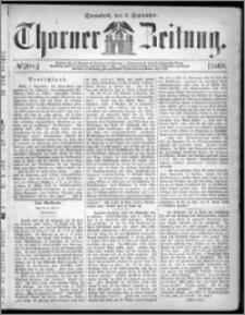 Thorner Zeitung 1868, No. 208