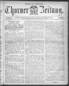 Thorner Zeitung 1868, No. 210