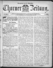 Thorner Zeitung 1868, No. 226