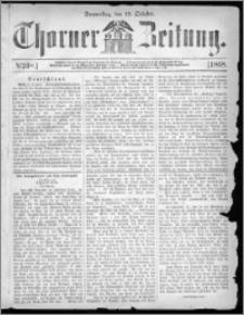 Thorner Zeitung 1868, No. 248 + Beilagenwerbung