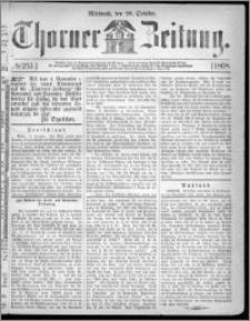 Thorner Zeitung 1868, No. 253