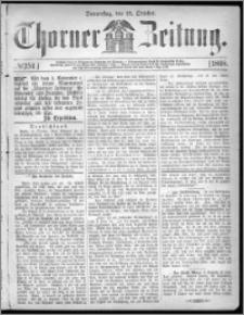 Thorner Zeitung 1868, No. 254