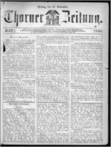 Thorner Zeitung 1868, No. 267