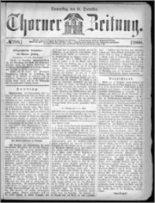 Thorner Zeitung 1868, No. 296 + Beilagenwerbung