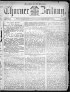 Thorner Zeitung 1868, No. 298 + Beilagenwerbung
