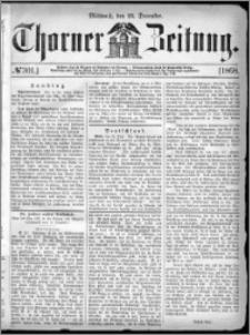 Thorner Zeitung 1868, No. 301