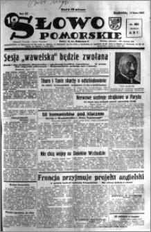Słowo Pomorskie 1937.07.17 R.17 nr 161