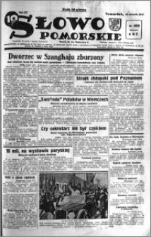 Słowo Pomorskie 1937.08.19 R.17 nr 189