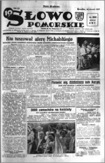 Słowo Pomorskie 1937.08.25 R.17 nr 194