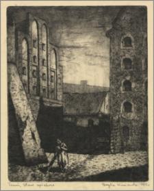 Toruń - stare spichrze