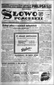 Słowo Pomorskie 1937.09.19 R.17 nr 216