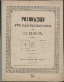 Polonaise II : op. 26. No. 2