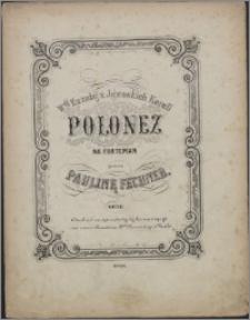 Polonez : na fortepian : op. 28