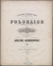 Polonaise pour le piano : op. 11