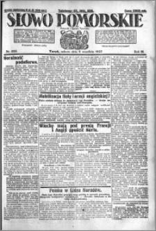 Słowo Pomorskie 1923.09.08 R.3 nr 205