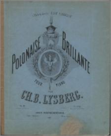 Polonaise brillante : pour piano : Op. 110