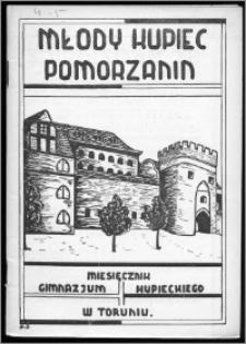Młody Kupiec-Pomorzanin 1937/1938, R. 1, nr 4/5
