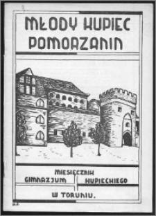 Młody Kupiec-Pomorzanin 1937/1938, R. 1, nr 9