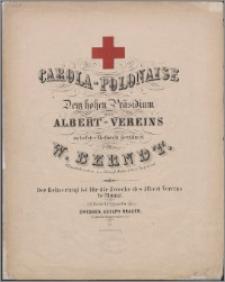 Carola-Polonaise : dem hohen Präsidium des Albert - Vereins in tiefster Ehrfurcht gewidmet