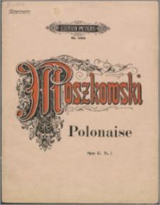 Polonaise pour le piano : Op. 45 No. 1