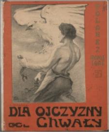 """""""Dla Ojczyzny Chwały"""" : polonez roku 1905 : w układzie na sam fortepian"""