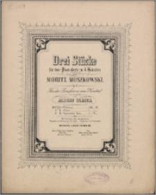 Drei Stücke : für das Pianoforte zu 4 Händen : op. 11. H. 1, Polonaise