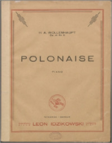 Polonaise : op. 41 No. 8